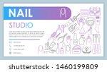 nail studio web banner ...