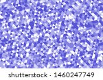 white and violet triangles... | Shutterstock .eps vector #1460247749
