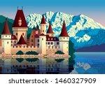 Sunny Day In Austria Near The...