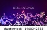 data analysis. futuristic ...   Shutterstock .eps vector #1460342933