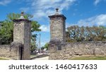 Saint Augustine  Florida  Usa ...