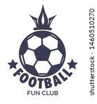 football club match win ball... | Shutterstock .eps vector #1460510270