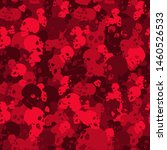 skull camo seamless pattern.... | Shutterstock .eps vector #1460526533