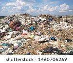 Land With  Garbage  Garbage...