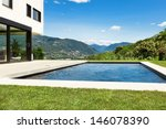 Modern Villa   Outdoor  View...