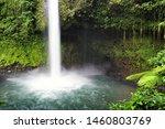 Catarata Or Waterfall Rio La...