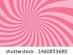 Pink Sunshine Colorful Vector...