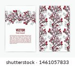 collection of greeting cards... | Shutterstock .eps vector #1461057833