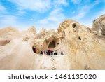 cappadocia  nevsehir  turkey ...   Shutterstock . vector #1461135020