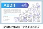 audit web banner  business card ...