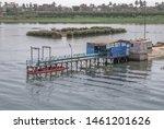 aswan  egypt   june 4  2019 ...   Shutterstock . vector #1461201626