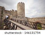 Small photo of Kalemegdan fortress - Despot's Gate, Belgrade, Serbia