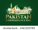 vector illustration. holiday... | Shutterstock .eps vector #1461323783