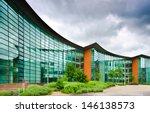 modern building | Shutterstock . vector #146138573