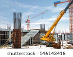 construction site   Shutterstock . vector #146143418