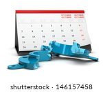 damaged red sound speaker over... | Shutterstock . vector #146157458