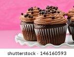 Gourmet Chocolate Cupcakes With ...