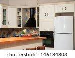 residential interior of modern... | Shutterstock . vector #146184803