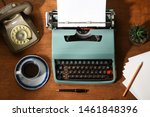 Vintage Office Accessories On...