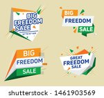 indian indepandance day big... | Shutterstock .eps vector #1461903569