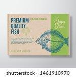 premium quality fish realistic...   Shutterstock .eps vector #1461910970