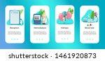 concept of pyelonephritis ...   Shutterstock .eps vector #1461920873