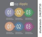 modern flat design template  ...   Shutterstock .eps vector #146193710