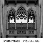 elements of architecture of... | Shutterstock . vector #1462168433