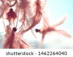 Dreamcatcher Sunset   Feather...