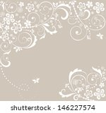 pastel greeting card. raster... | Shutterstock . vector #146227574
