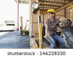 Female Industrial Worker...