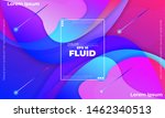 liquid  flow  fluid background. ... | Shutterstock .eps vector #1462340513