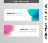 banner vector template...   Shutterstock .eps vector #1462346189