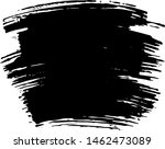vector brush srokes texture.... | Shutterstock .eps vector #1462473089