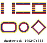 flags of venezuela with copy... | Shutterstock .eps vector #1462476983