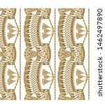 Digital Textile Design Boder...