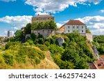 The old fortress of Veszprem, Hungary