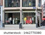 amsterdam  the netherlands  ... | Shutterstock . vector #1462770380