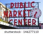 Seattle Public Market Center...