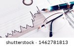 business and financial... | Shutterstock . vector #1462781813
