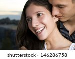 happy couple | Shutterstock . vector #146286758