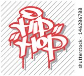 hip hop | Shutterstock .eps vector #146286788