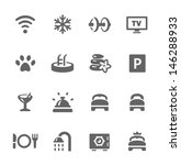 simple icon set include main...