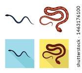 vector design of mammal and...   Shutterstock .eps vector #1463176100