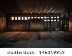 old abandoned industrial... | Shutterstock . vector #146319953