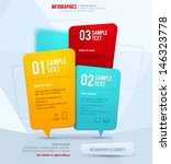 modern vector design template | Shutterstock .eps vector #146323778