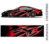 car graphic vector abstract... | Shutterstock .eps vector #1463289860