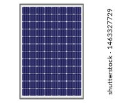 solar panel  alternative... | Shutterstock .eps vector #1463327729