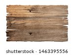brown wooden sign on a white... | Shutterstock . vector #1463395556