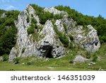 Cave Entrance In Iada Valley ...